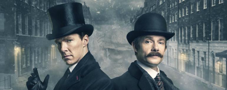 Mark Gatiss asegura que hay un plan maestro detrás del regreso de Moriarty a 'Sherlock'