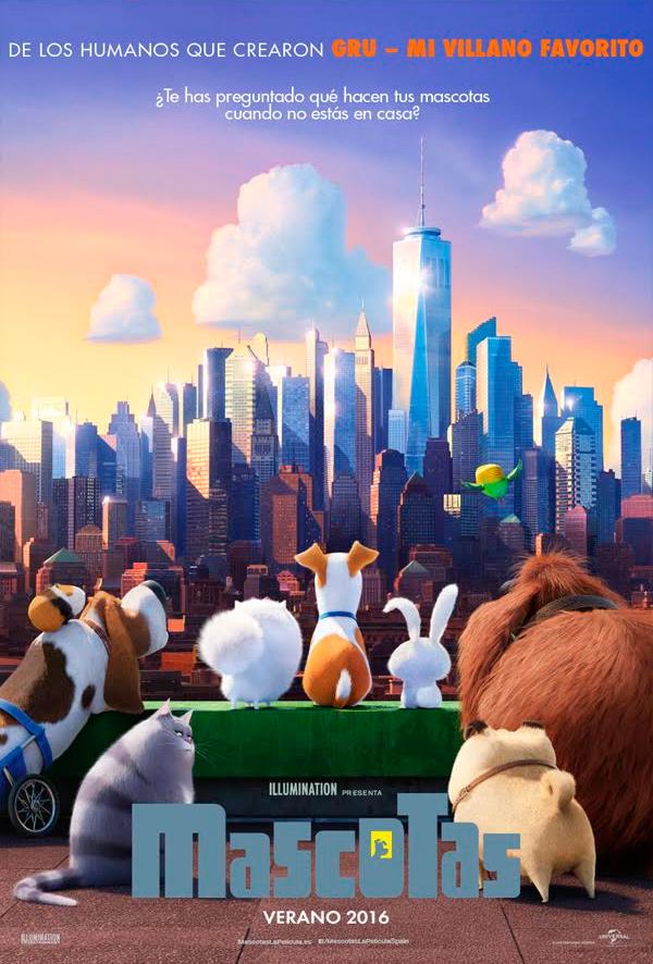 39 mascotas 39 nuevo tr iler de la pel cula de animaci n de los creadores de 39 gru mi villano - La casa de la mascota ...