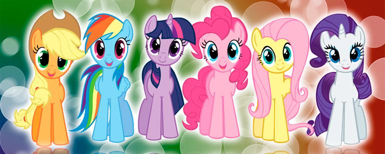 My Little Pony estrena logo y llegará a la gran pantalla