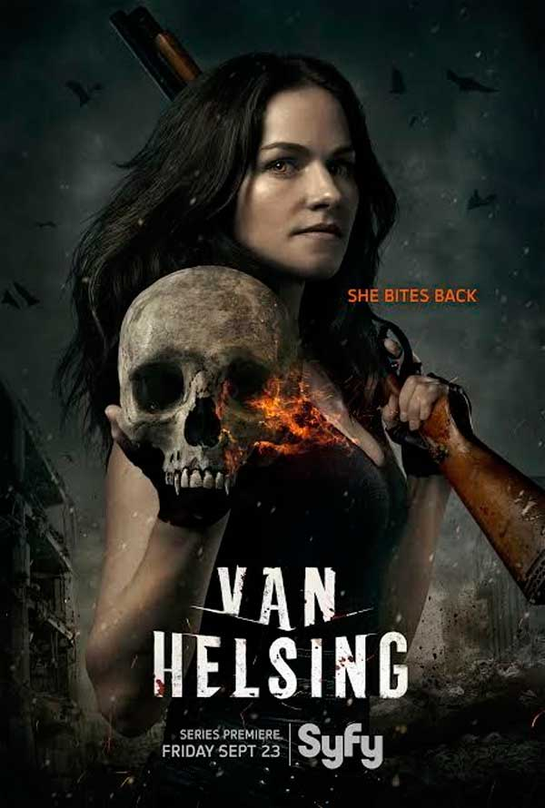 Van Helsing Temporada 2 Latino 720p