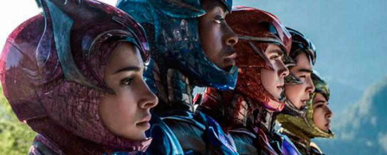 Resultado de imagen para La nueva película de los Power Rangers