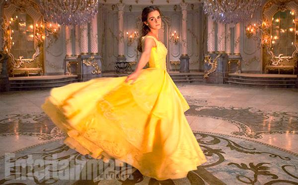 La Bella y la Bestia': Emma Watson ayudó en la creación del ...