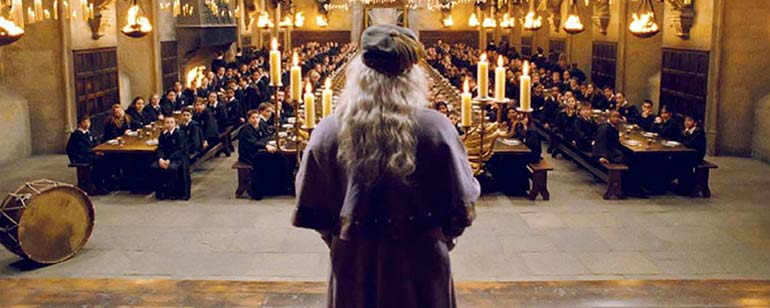 39 harry potter 39 se quema el gran comedor de hogwarts for Comedor harry potter
