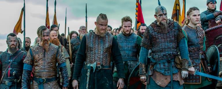 'Vikings': El creador afirma que la serie podría acabar en la séptima temporada