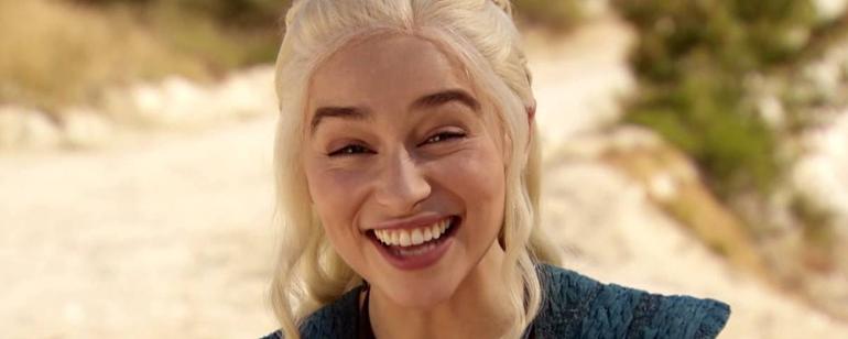 'Juego de tronos': Emilia Clarke anuncia con esta imagen el final de su rodaje de la séptima temporada