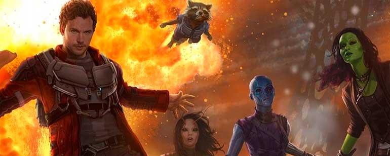 Guardianes De La Galaxia Vol 2 El Easter Egg Secreto De La