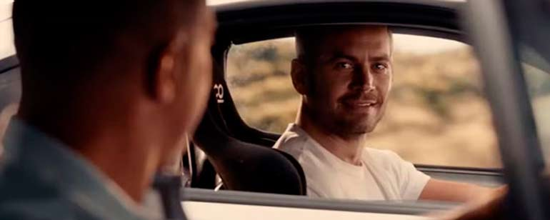 'Fast and Furious': La canción 'See you again' se convierte en el vídeo más visto de Youtube