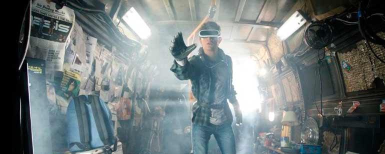 'Ready Player One': Primera imagen de la nueva película de Steven Spielberg