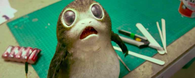 'Star Wars: Los últimos Jedi': ¿Qué son esas criaturas adorables y cuál es su papel en la película?