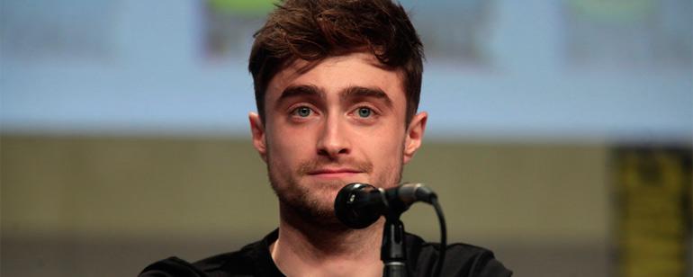 Daniel Radcliffe ayuda a un turista en Londres que había sido atacado por un ladrón