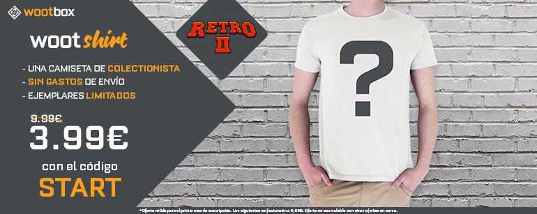 Hazte con las mejores camisetas 'geek' con las Wootshirt de Wootbox