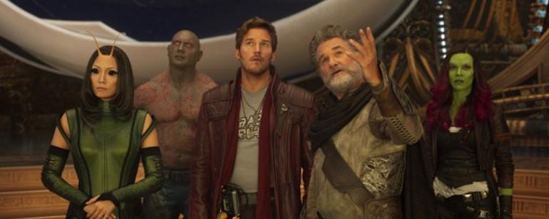 'Guardianes de la Galaxia Vol. 3' comenzará a rodarse en 2018