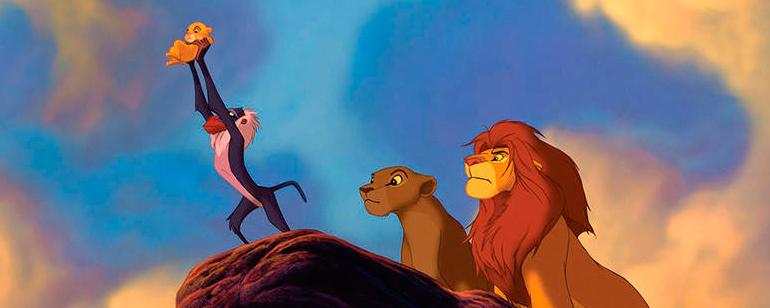'El Rey León': En la historia original Scar iba a criar a Simba y Timón y Pumba no iban a aparecer