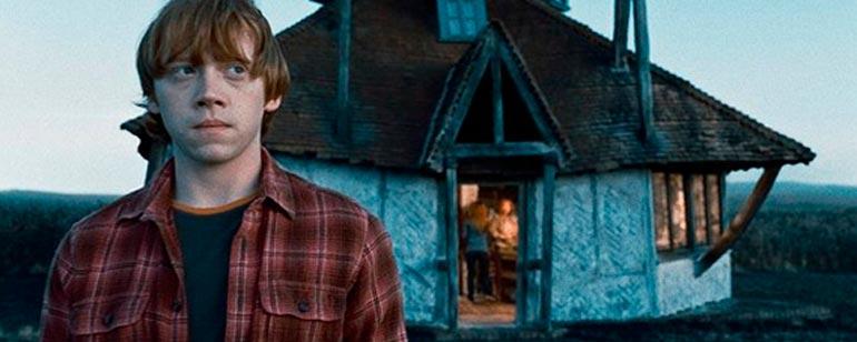 Rupert Grint confiesa que no puede disfrutar de las películas de 'Harry Potter'
