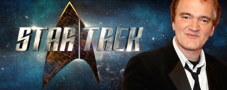 Quentin Tarantino podría dirigir una película de 'Star Trek'