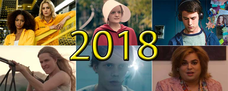 Series Más esperada del 2018