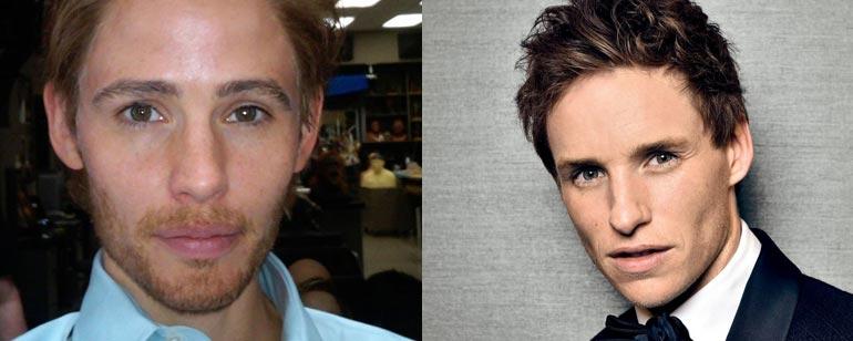 Jennifer Garner publica una imagen maquillada como un hombre y se parece mucho a Eddie Redmayne