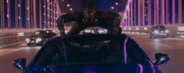 'Black Panther': Shuri y T'Challa forman equipo en el ...