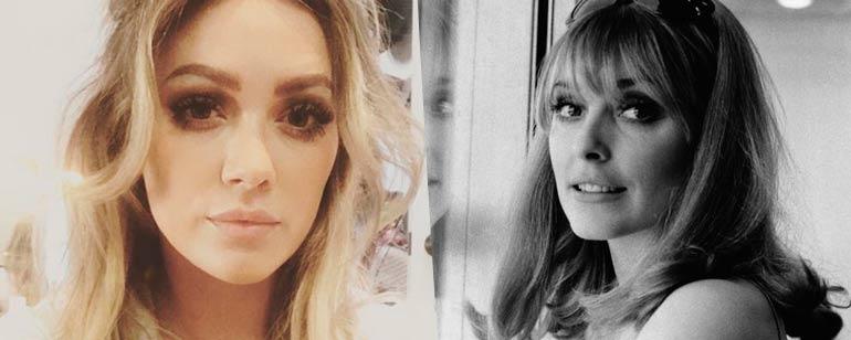 Hilary Duff se transforma en Sharon Tate para su nueva película