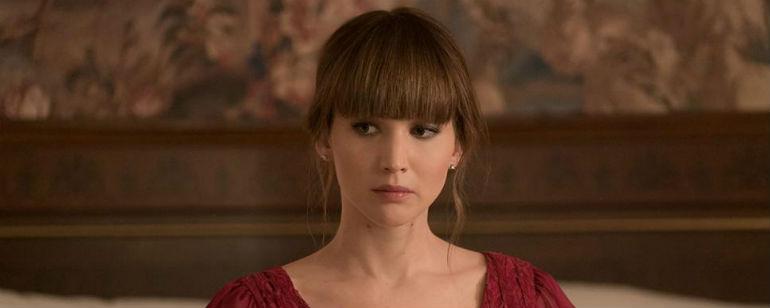 Gorrión Rojo Las Escenas De Desnudos De Jennifer Lawrence