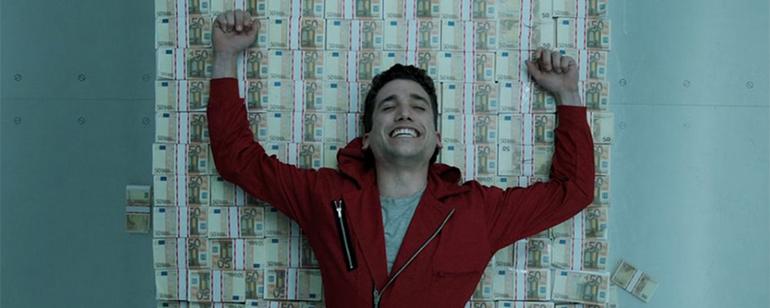 La Casa De Papel Netflix Demuestra Lo Contagiosa Que Es La Risa De