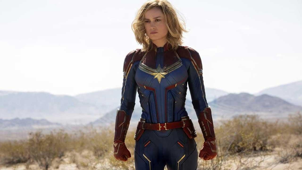 La Primera Escena Post-créditos De 'Capitana Marvel' Está