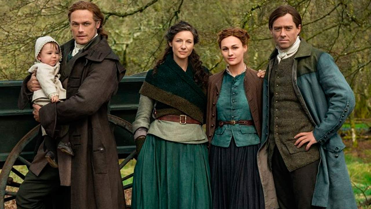 Outlander Serie Staffel 2