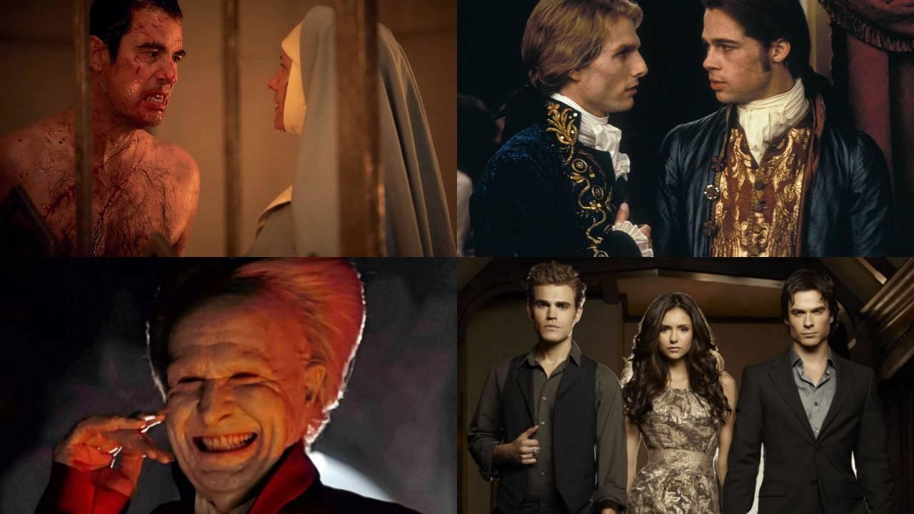 Saca los colmillos con estas 11 películas y series de vampiros en Netflix, HBO, Amazon Prime Video y más
