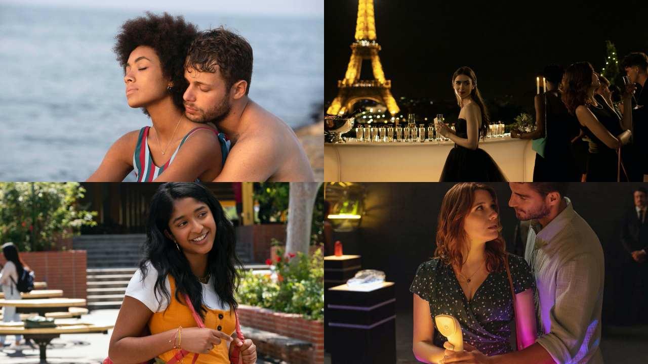 Emily En París Y 10 Series Románticas De Netflix Para Enamorarse Frente A La Televisión Noticias De Series Sensacine Com