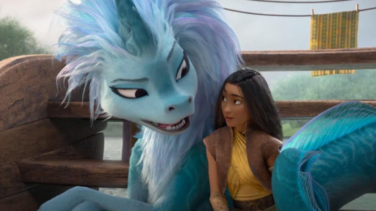'Raya y el último dragón': Conoce la historia de Kumandra con el nuevo tráiler en español