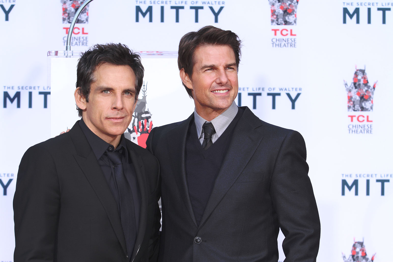 foto de tom cruise la vida secreta de walter mitty couverture magazine ben stiller tom. Black Bedroom Furniture Sets. Home Design Ideas