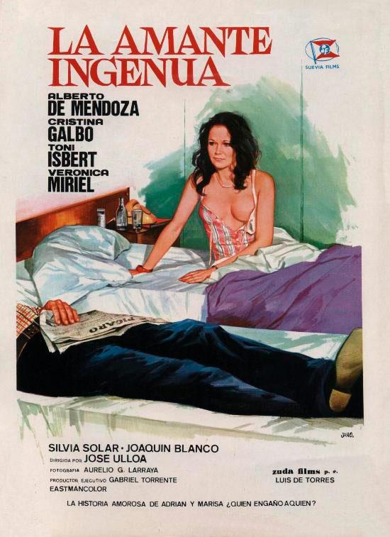 La amante ingenua pel cula 1980 - Un hombre casado vuelve a buscar a su amante ...