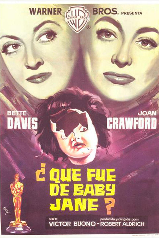 Resultado de imagen para ¿Que Fue De Baby Jane? [1962]