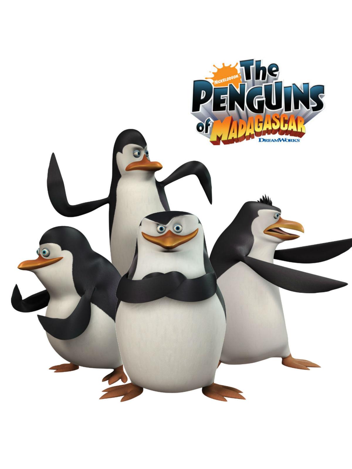 Los Pingüinos De Madagascar Temporada 1 Sensacine Com