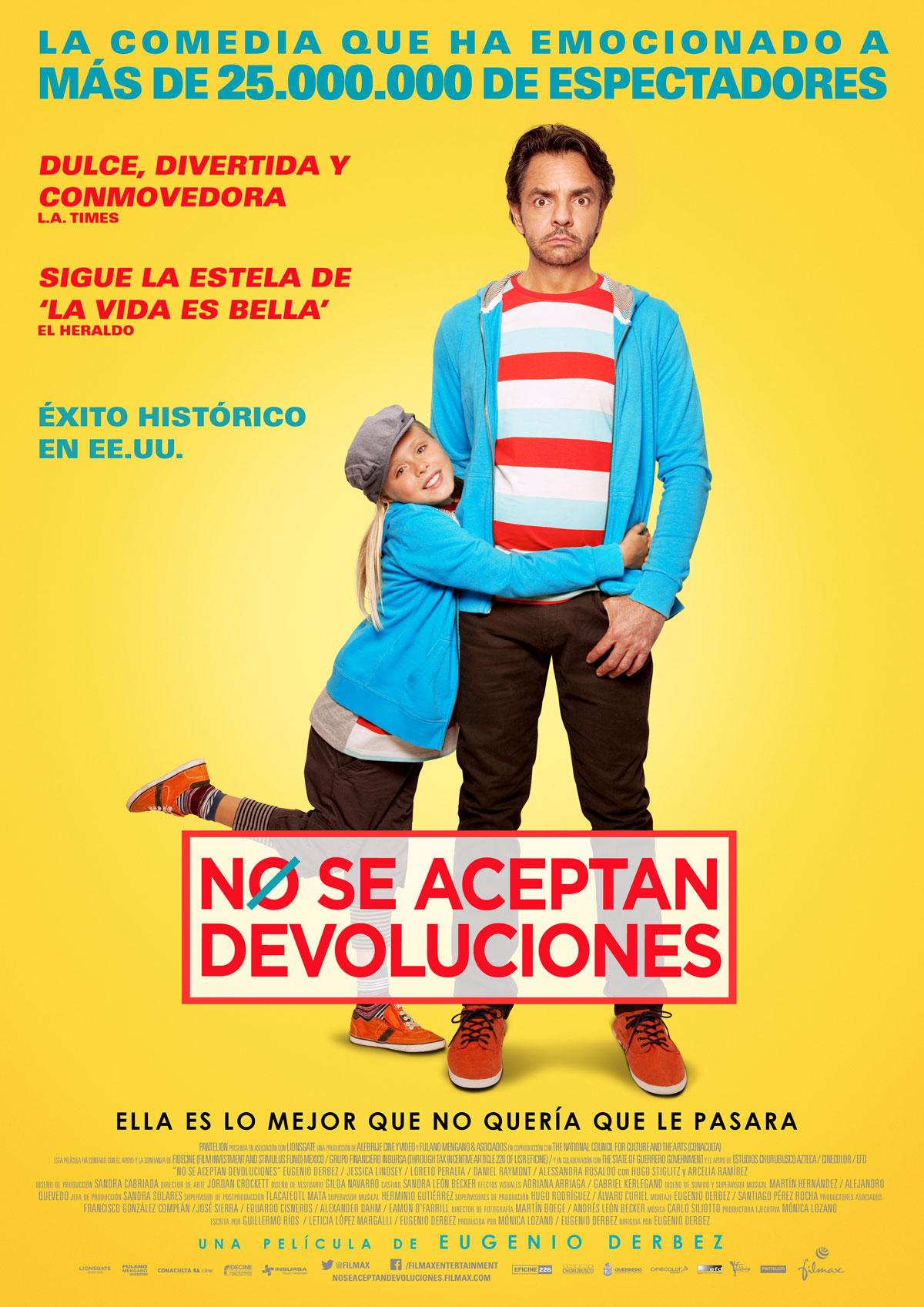 No se aceptan devoluciones - Película 2013 - SensaCine.com