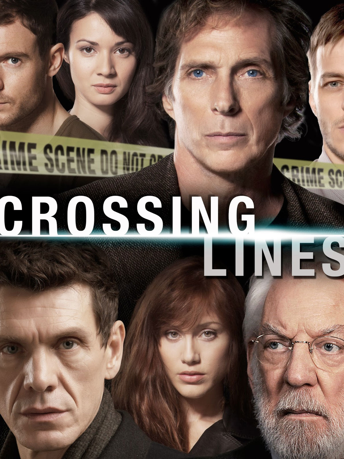 crossing lines serie 2013 sensacine com