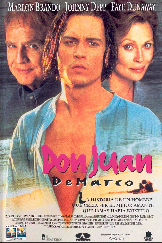 Don Juan DeMarco - Película 1995 - SensaCine.com