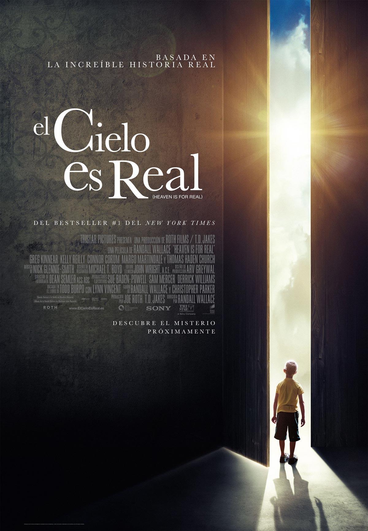 El Cielo Es Real Película 2014 Sensacine Com