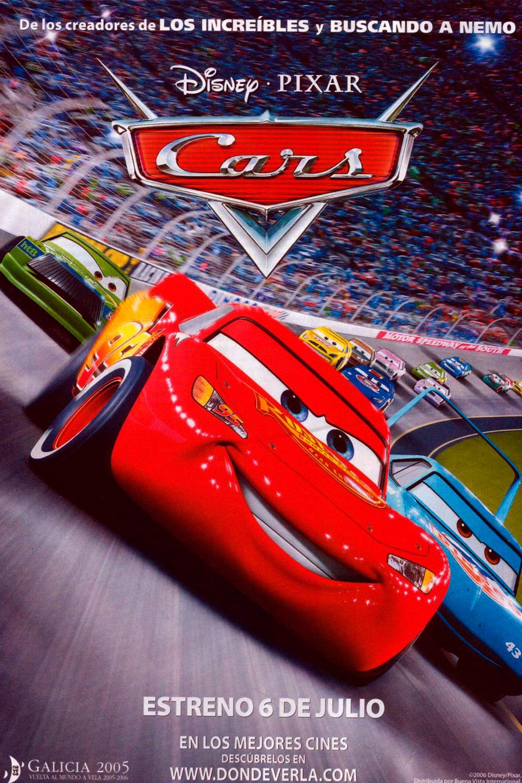 Cars pel cula 2006 - Cartelera de cine artesiete las terrazas ...
