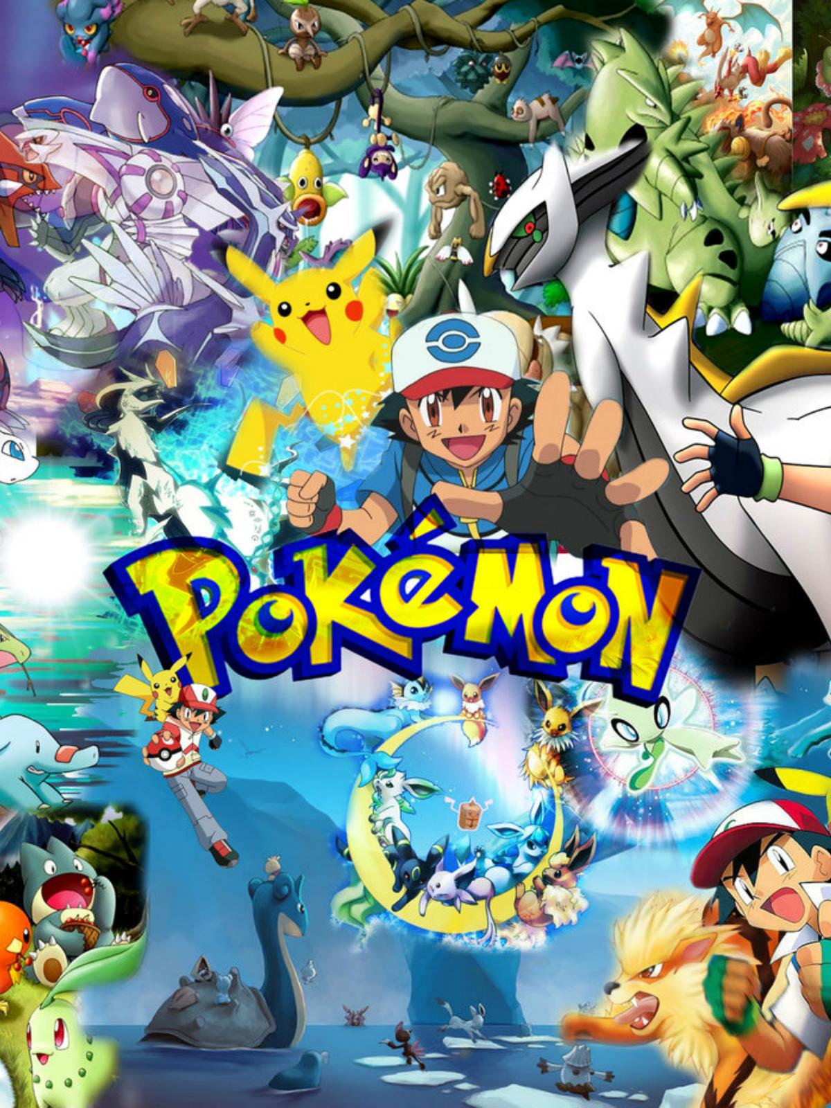 Pokémon - Serie 1997 - SensaCine.com