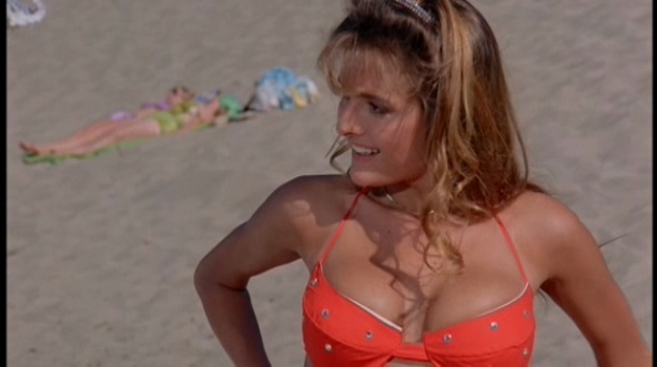 The courtney thorne smith boob very hot