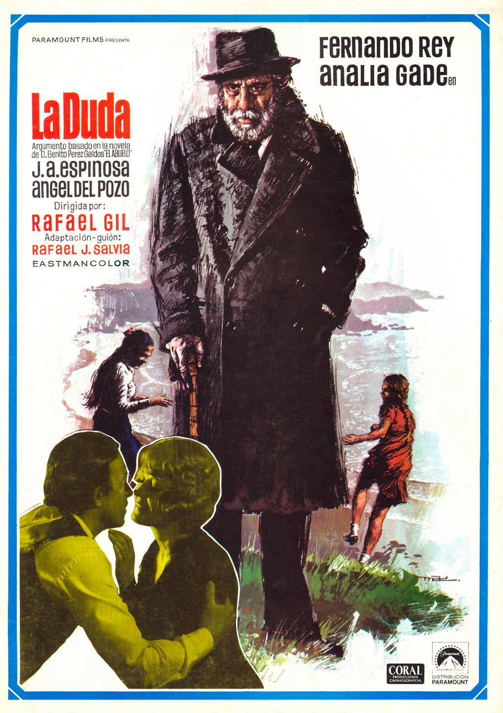 La Duda Pelicula 1972 Sensacine Com