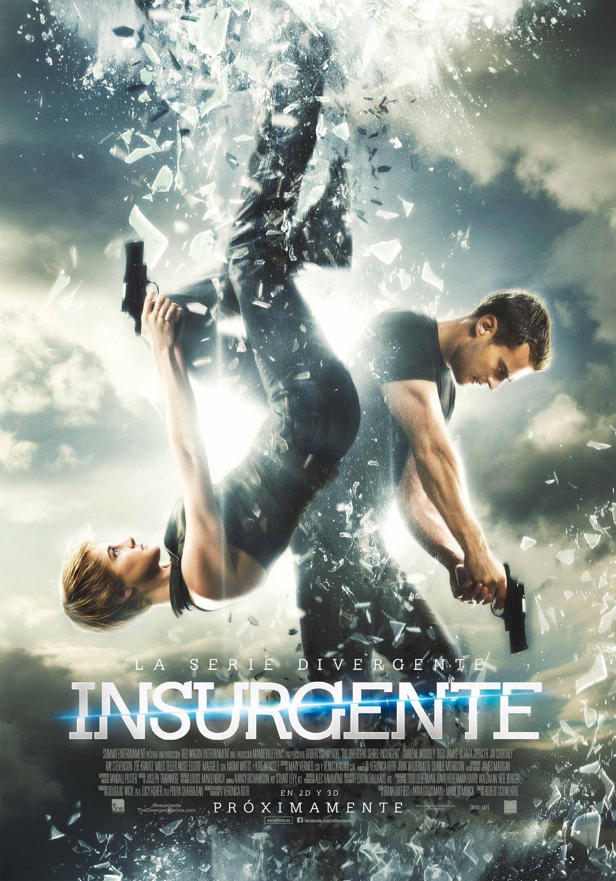 d846bf5319 Noticias sobre La serie Divergente: Insurgente - SensaCine.com