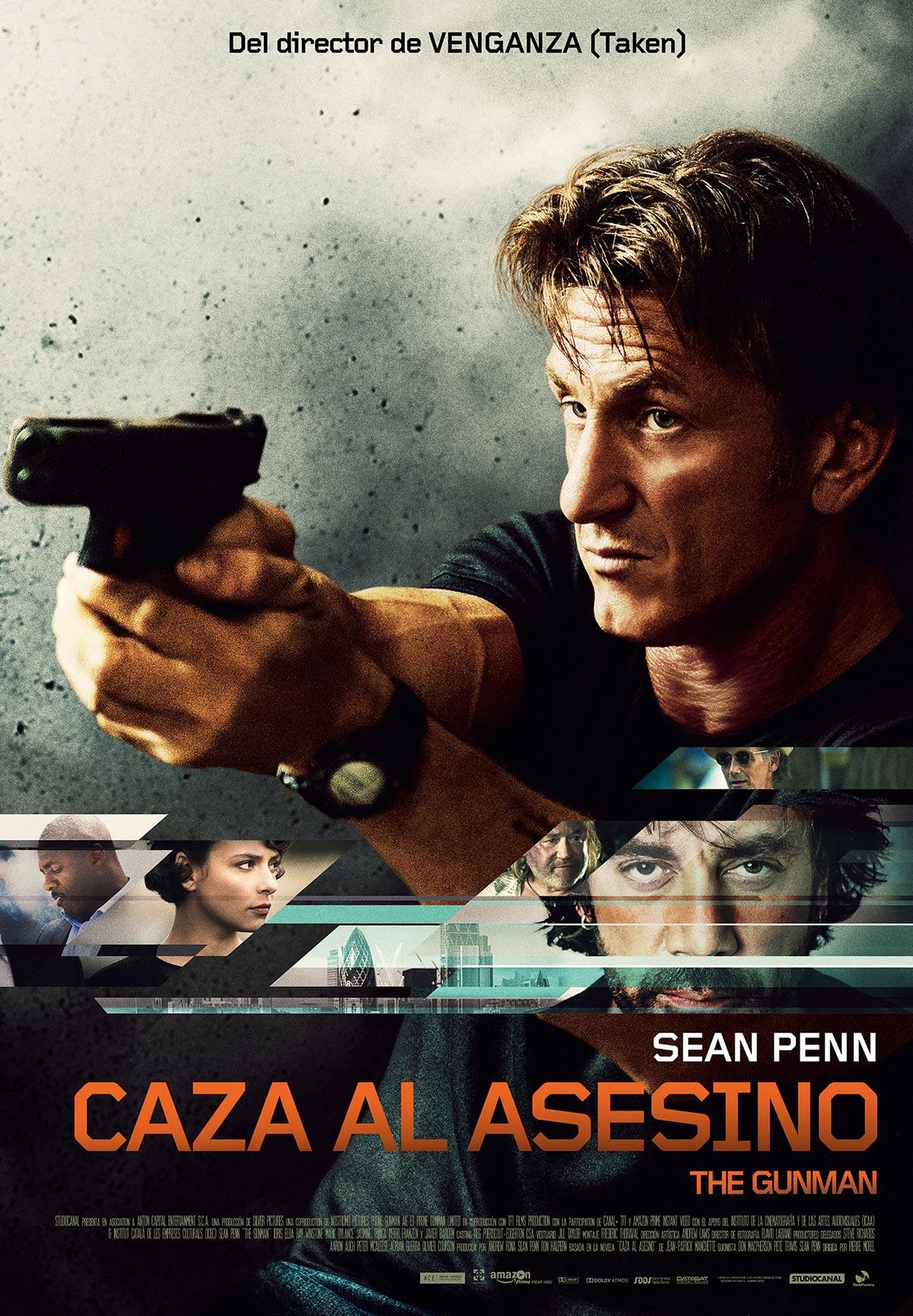 Caza al asesino - Película 2015 - SensaCine.com