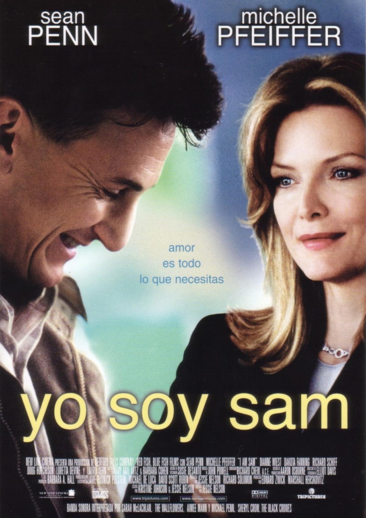 Yo soy Sam: Fotos y carteles - SensaCine.com I Am Sam Dakota Fanning