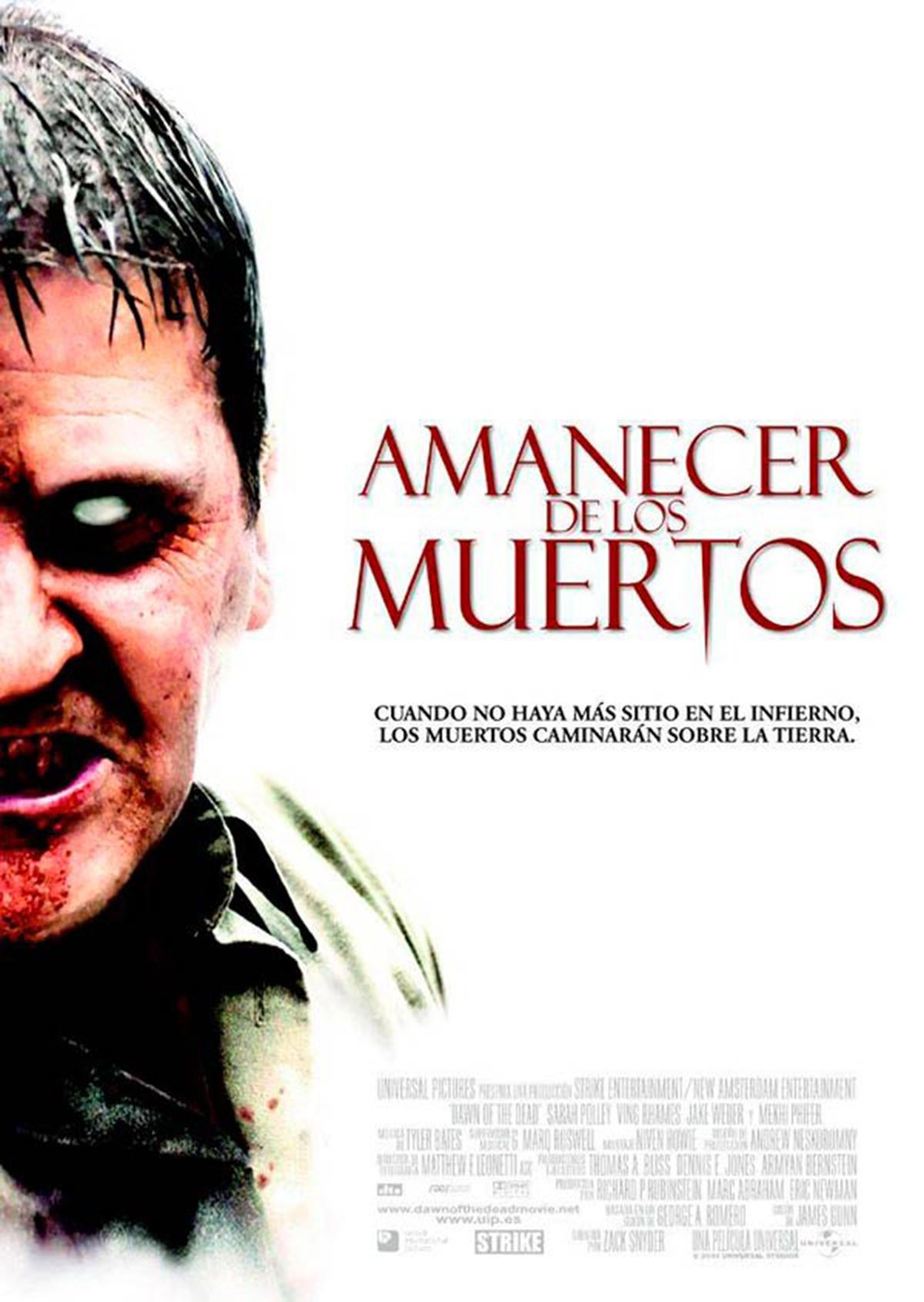 Amanecer De Los Muertos Película 2004 Sensacine Com