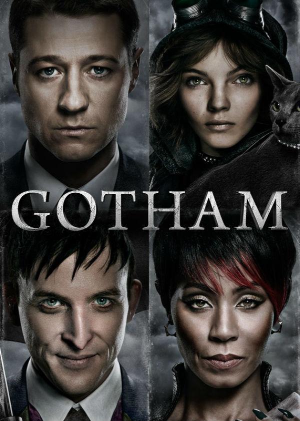 Gotham Serie Online Schauen