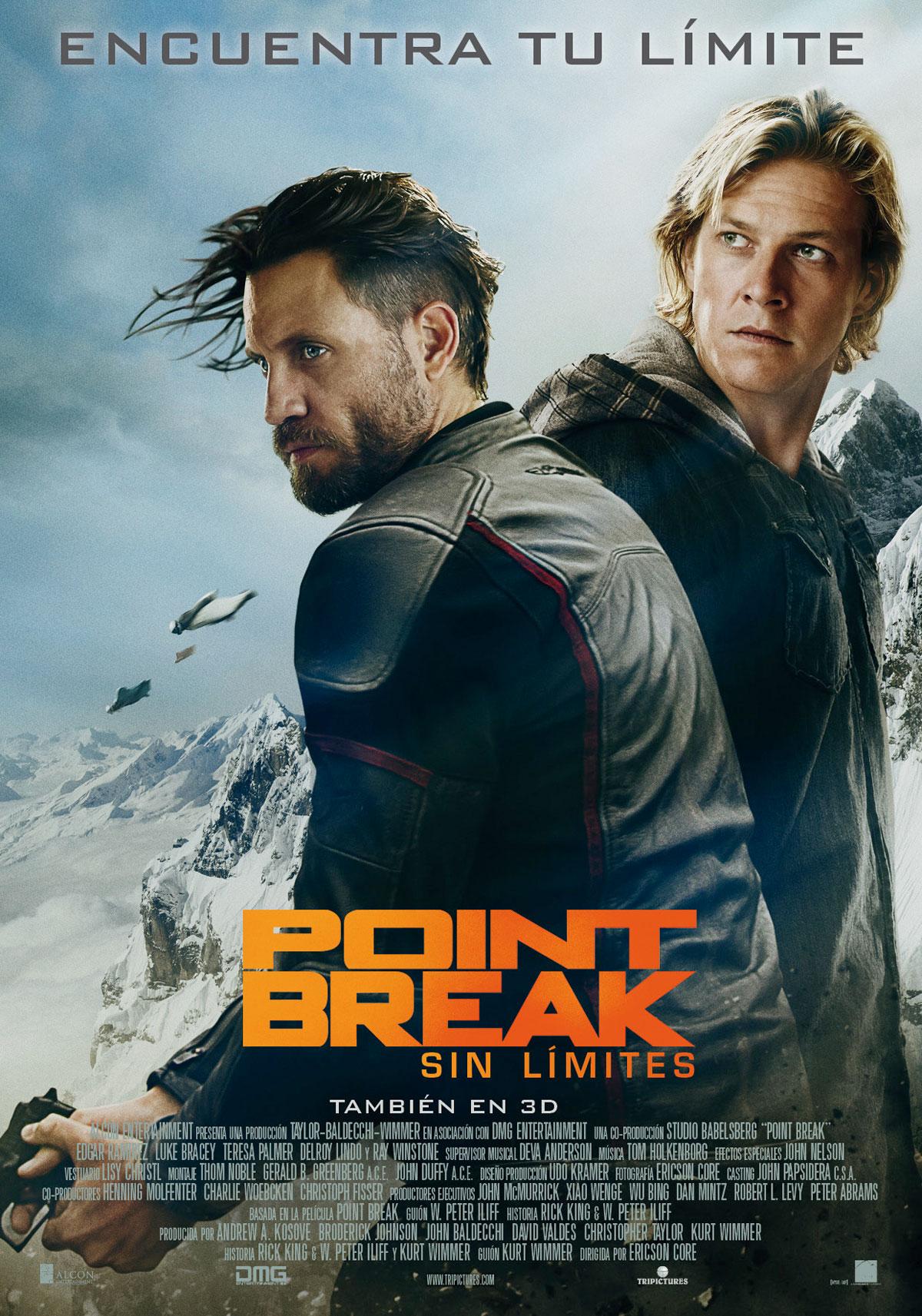 Point Break Sin Limites Peliculas Similares Sensacine Com