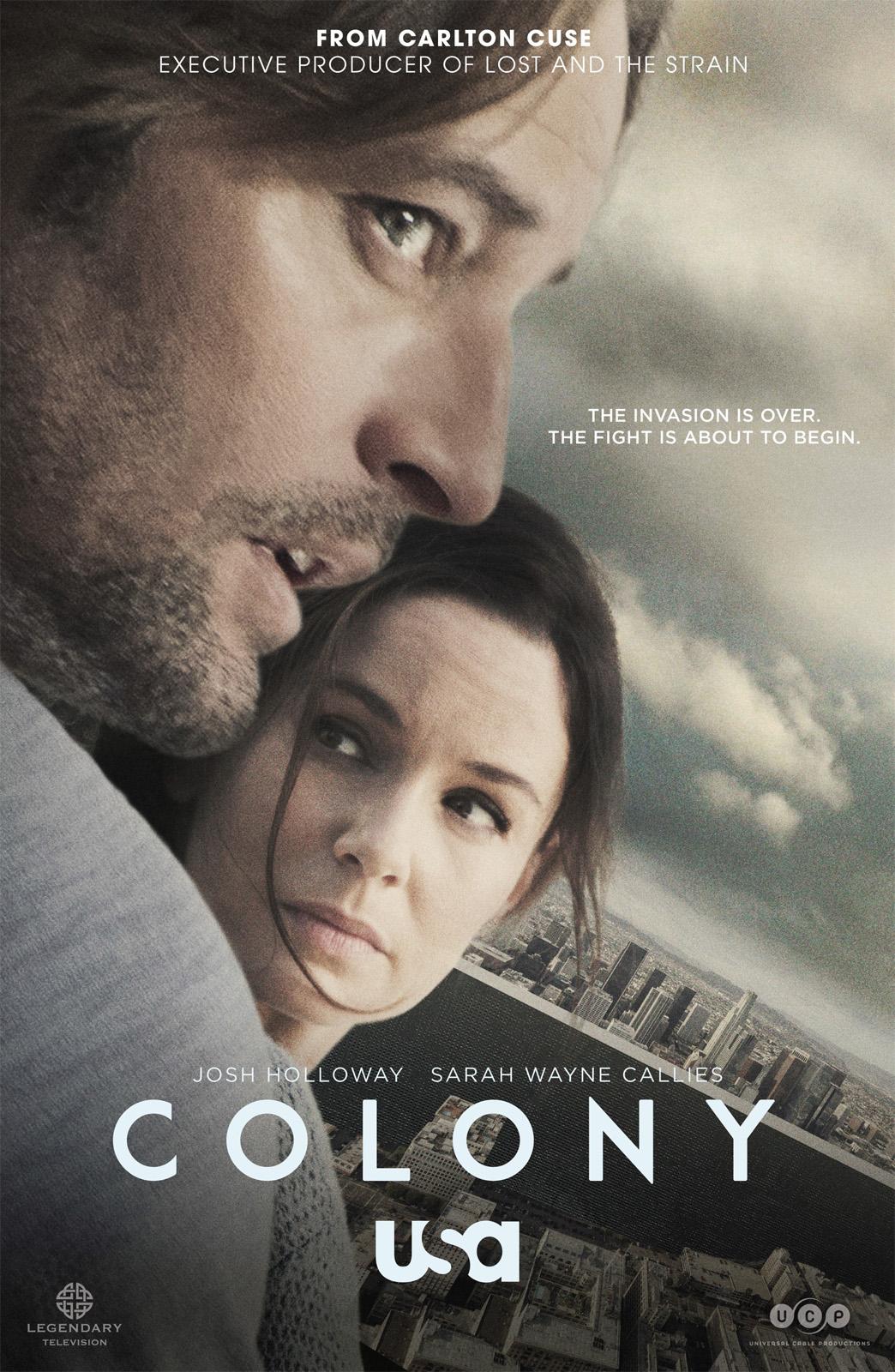 the colony staffel 1