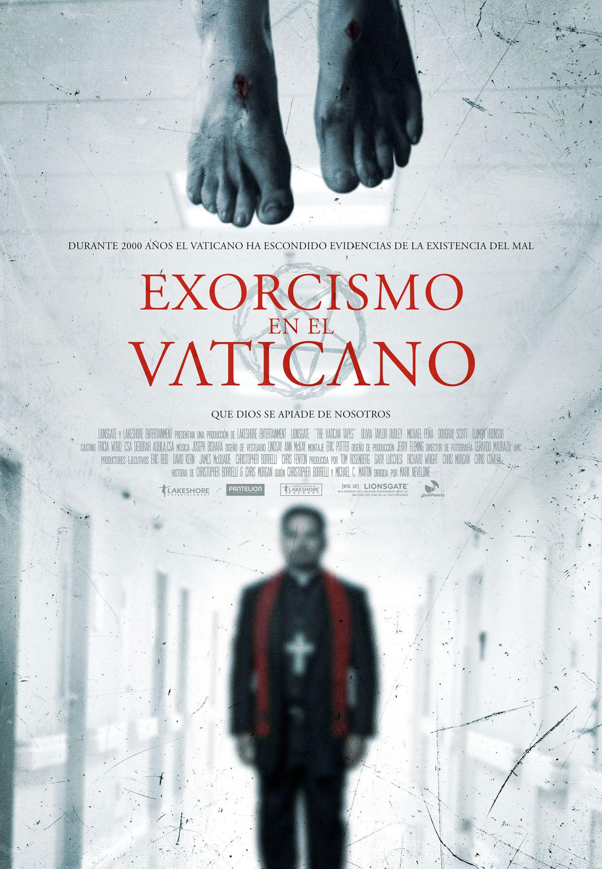 Exorcismo En El Vaticano Película 2015 Sensacine Com